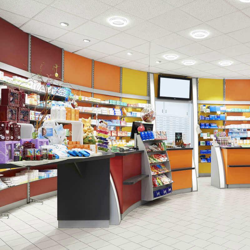 Einblicke in die Europa Apotheke Leipzig