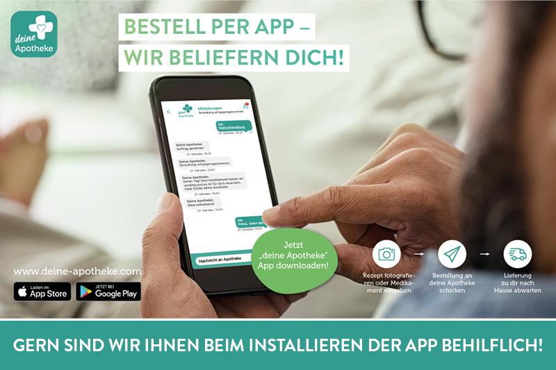 deine Apotheken Bestell App